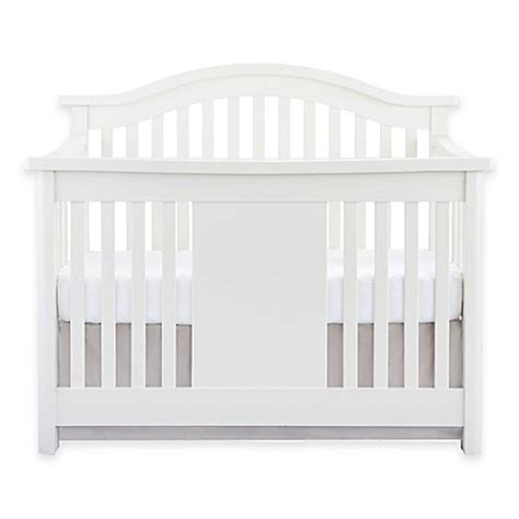 Baby Appleseed Crib Baby Appleseed 174 Stratford 4 In 1 Convertible Crib In White Www Buybuybaby