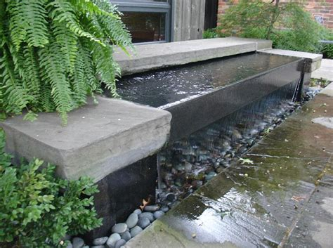 water features for backyards backyard water features pictures pool design ideas