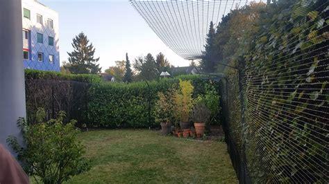 garten katzensicher gartenvernetzung katzennetz garten katzennetze nrw der