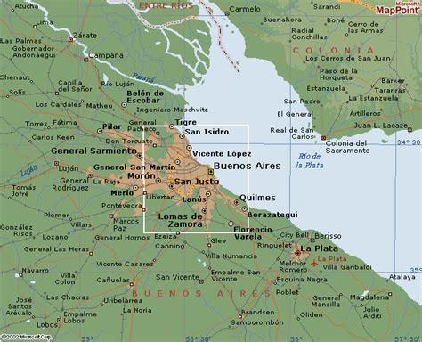 imagenes satelitales buenos aires buenos aires mapa de regi 243 n mapa de argentina completo