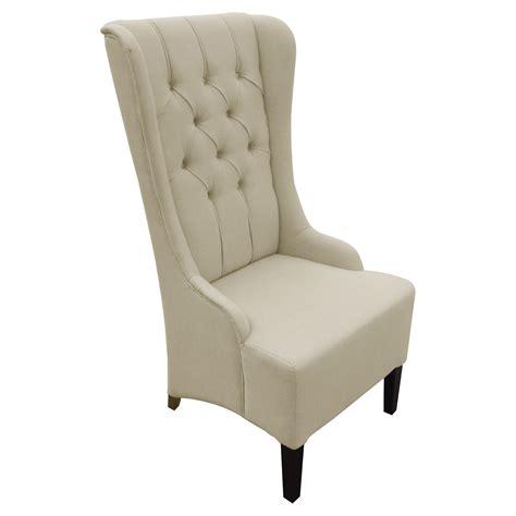 Beige Accent Chair Baxton Studio Beige Linen Modern Accent Chair Accent Chairs At Hayneedle