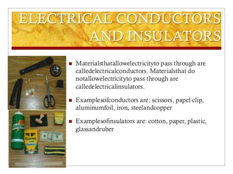 value of electrical conductors electrical conductors powerpoint 28 images insulators and conductors powerpoint images