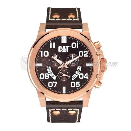 Caterpillar Cat Pt19321129 Black Gold Jam Tangan Pria jam tangan original caterpillar ps 193 35 939 jual jam tangan original berkualitas