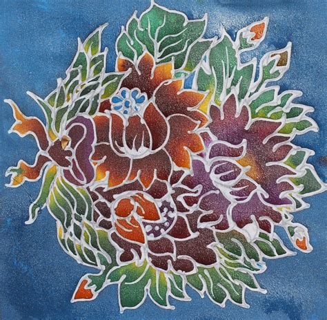 design for batik batik design painting