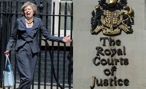 The Privileged Few by Theresa May S Government Is Accused Of Justice