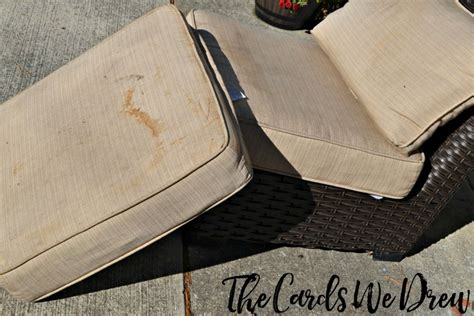 how to clean patio cushions learn how to clean patio cushions the easy way