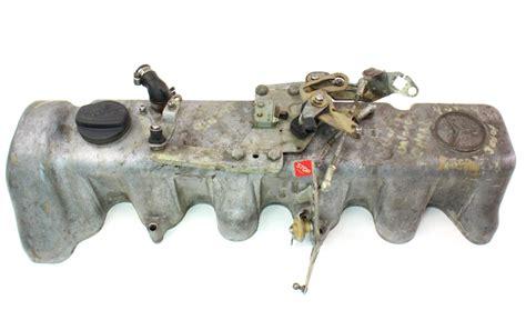 valve cover mercedes diesel om  cd td genuine
