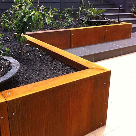 designer s panels corten steel cladding architectural cladding designers