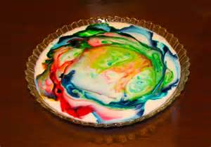 milk food coloring soap experiment teaching science with lynda milk food coloring dish