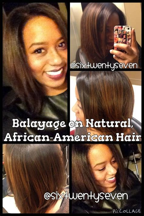 ombre highlights for african americans best 25 african american hair ideas on pinterest black