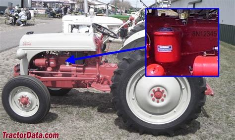 Tractor Serial Number Search Find Model Number For Ford Tractor Html Autos Weblog