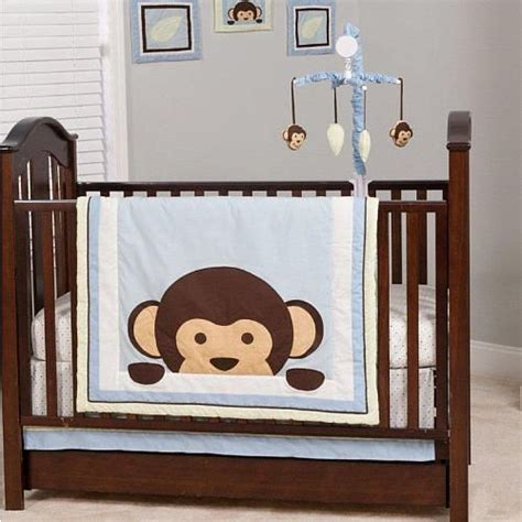 Monkey Crib Bedding Sets For Boys Pam Grace Creations 10 Crib Bedding Set Maddox Monkey Pam Grace Creations Babies Quot R