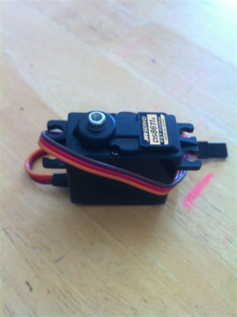 boat props airdrie jr 8611a servos rccanada canada radio controlled hobby