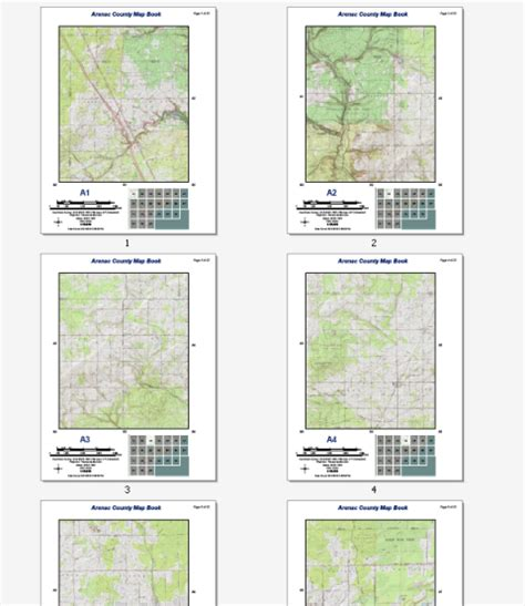 arcgis layout grid building map books with arcgis help arcgis for desktop