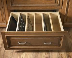 Drawer mine get too scratched up from stuffing them in cabinets