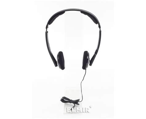 Headset Sennheiser Px 100 Ii Black sennheiser px 100 ii black