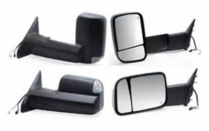 2011 Dodge Ram 2500 Tow Mirrors 2009 2010 2011 2012 Dodge Ram 1500 2500 3500 Driver Side