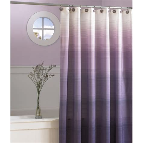 purple bathroom curtains valance purple shower curtain useful reviews of shower