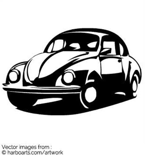 volkswagen bug clip beetle vw vector clipart