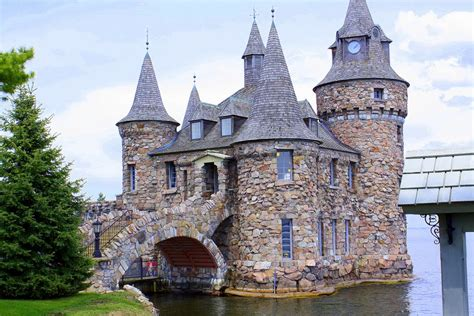 castle house island panoramio photo of power house at boldt castle heart island usa