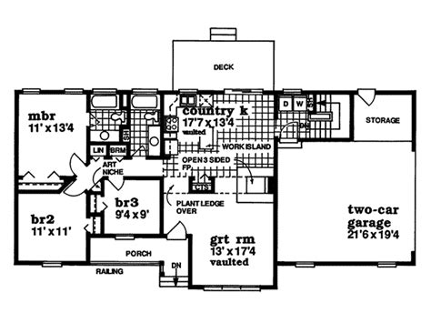 rockwell floor plan rockwell floor plan rockwell ranch home plan 062d 0341