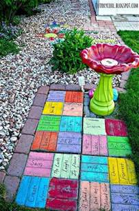 diy craft projects for the yard and garden simple diy garden ideas diy craft projects