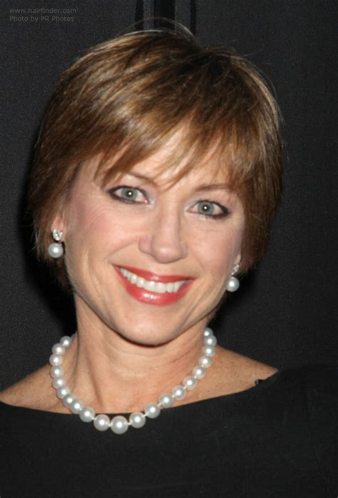 Dorothy Hamill   Easy to care for <a  href=