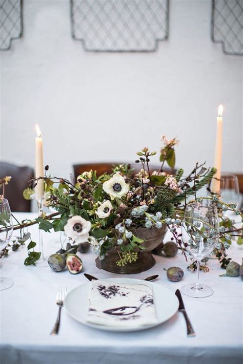 winter wedding table centerpieces 1000 ideas about anemone centerpiece on white anemone lake tahoe weddings and