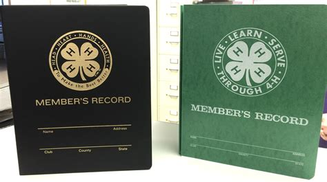 record book may 2016 butler county 4 h news