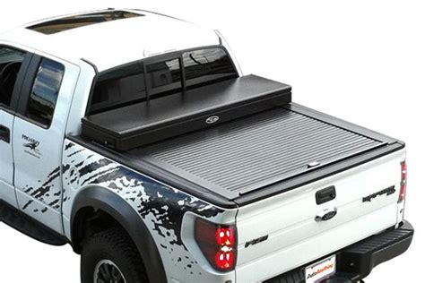Tonneau Covers That Open At Both Ends Retractable Tool Box American Work Tonneau Cover