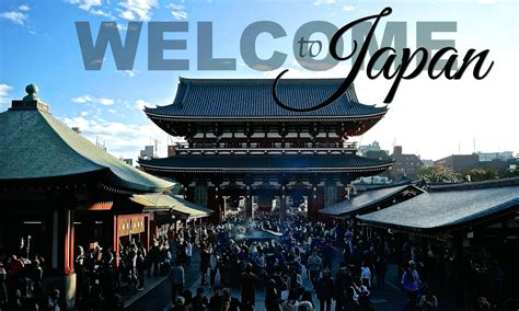 Welcome To Japan welcome to japan