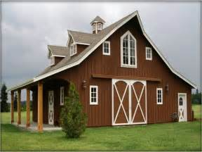 Garage Barn Designs barn house plans horse barn style houses lrg 66373943fe07a0f6 jpg