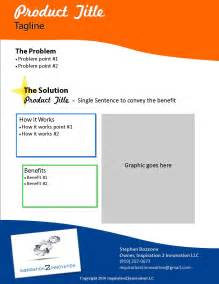 product sheet template 100 sell sheet templates sell sheet templates