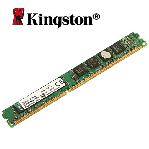 Ram Laptop Ddr3 8gb Kingston aliexpress buy kingston 8gb desktop memory singolo modulo memoria ram ddr3 1600 mhz pc3