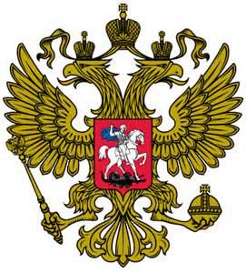 armoiries de la russie