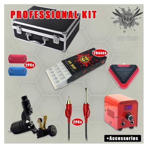 tattoo equipment and accessories tattoo kit for professionals big wasp tattoo equipment
