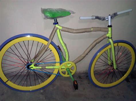 Tenda Anak Palembang toko carla palembang sepeda fixie murah 810 ribu obral
