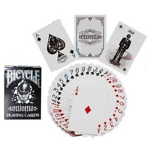 Bicycle Enigma Card bicycle enigma deck by ezmagic toys
