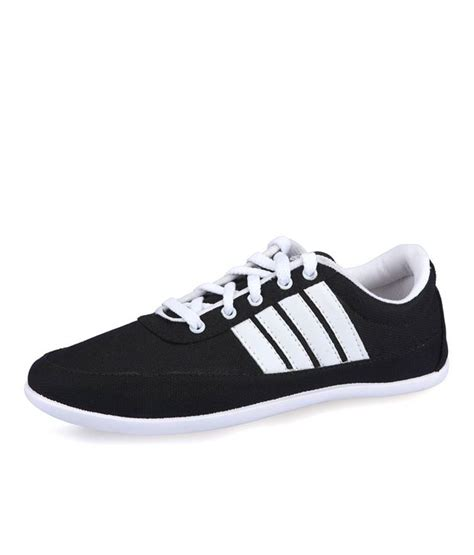 lancer black canvas shoes price in india buy lancer black