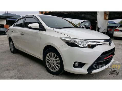 toyota vios 2013 g 1 5 in penang automatic sedan white for
