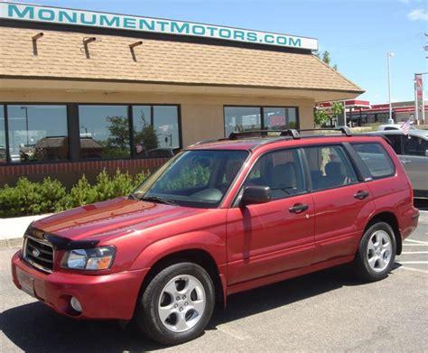 2003 Subaru Forester 2 5xs by 2003 Subaru Forester 2 5xs Premium 03 07 12