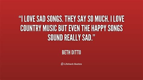 s day country songs country quotes song sad quotesgram