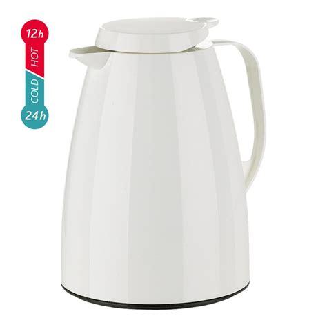 Emsa Basic Vacuum Jug Black 1 5 L basic vacuum jug tip closure emsa