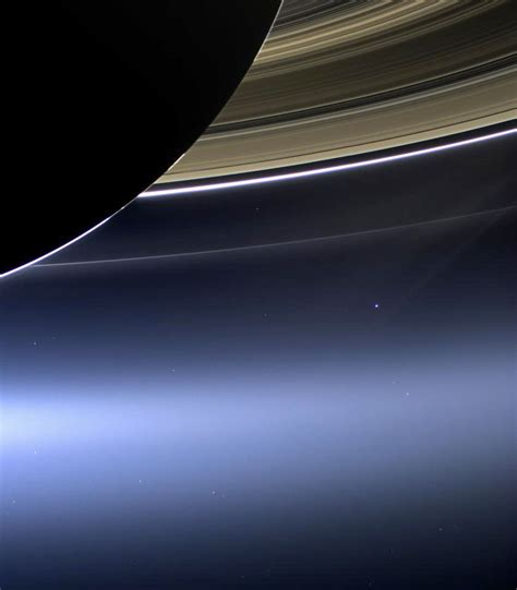 cool saturn how cool nasa releases photos of earth taken from saturn