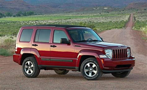 liberty jeep 2008 2008 jeep liberty reviews ratings prices consumer reports