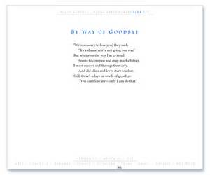 Funny goodbye poems for coworkers just b cause