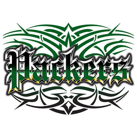 tattoo shops in green bay packers style t shirt green bay s m l xl 2x 3x ebay