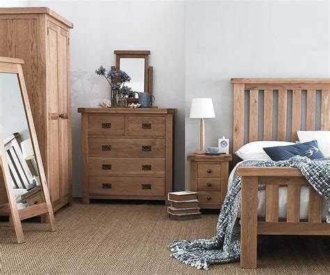 oak furniture bedroom set dorset oak bedroom furniture