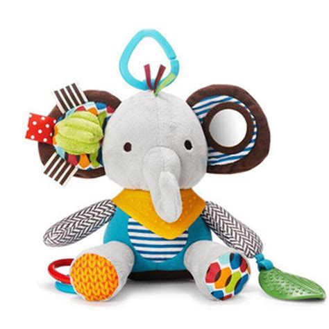why are stuffed animals comforting baby toys cute cartoon baby toy rattles soft comfort plush