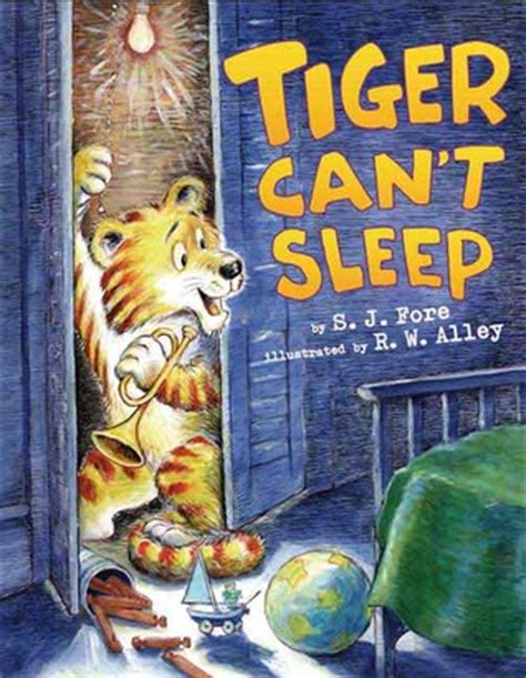 can t sleep books tiger can t sleep by s j fore reviews discussion
